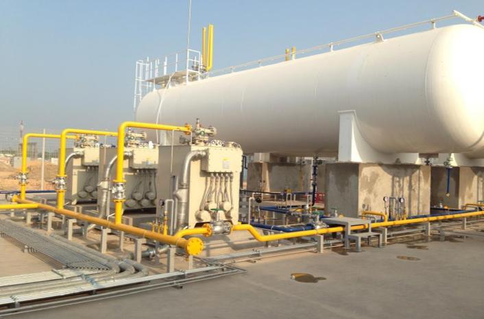 Thi công đường ống dẫn gas LPG chuyên nghiệp an toàn